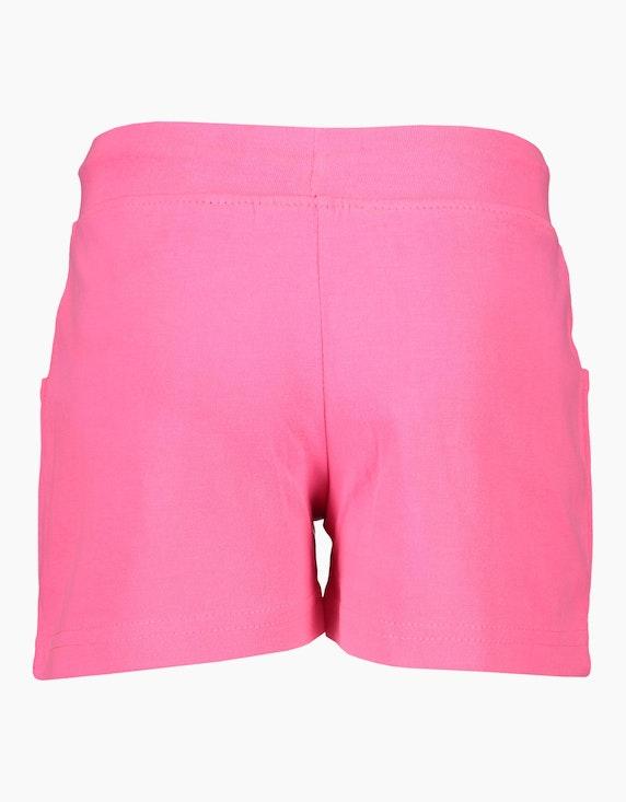 Blue Seven Mini Girls Shorts mit Pferde-Motiv   ADLER Mode Onlineshop