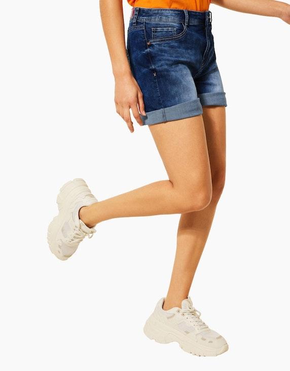Street One Kurze Loose Fit Shorts | ADLER Mode Onlineshop