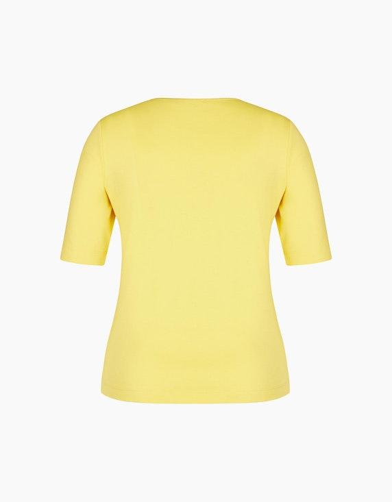 Rabe Basic T-Shirt mit halblangen Ärmeln | ADLER Mode Onlineshop