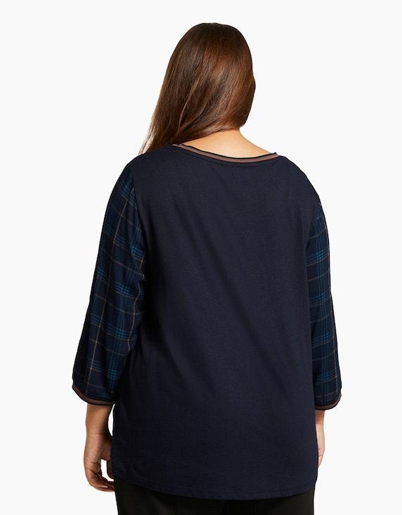 My True Me Materialmix-Shirt   ADLER Mode Onlineshop