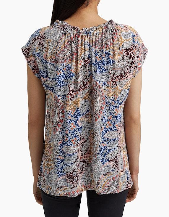 Esprit Blusentop mit Paisley-Muster | ADLER Mode Onlineshop