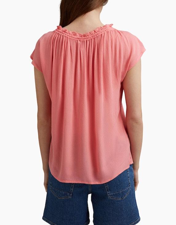 Esprit Zarte Crinkle-Bluse | ADLER Mode Onlineshop
