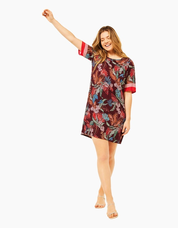CECIL Kleid mit floralem Print | ADLER Mode Onlineshop