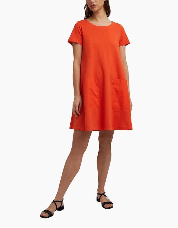 Esprit Jerseykleid aus Organic Cotton | ADLER Mode Onlineshop