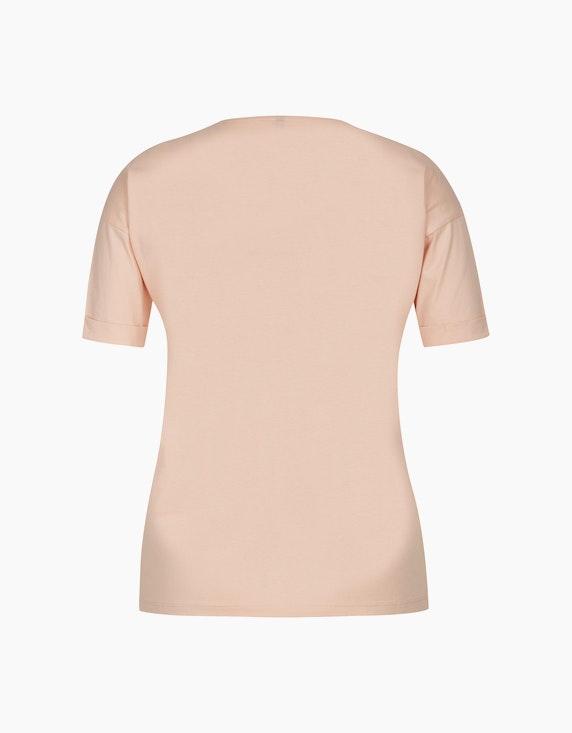 Bexleys woman Kurzarmshirt mit Strassbesatz am Ausschnitt | ADLER Mode Onlineshop