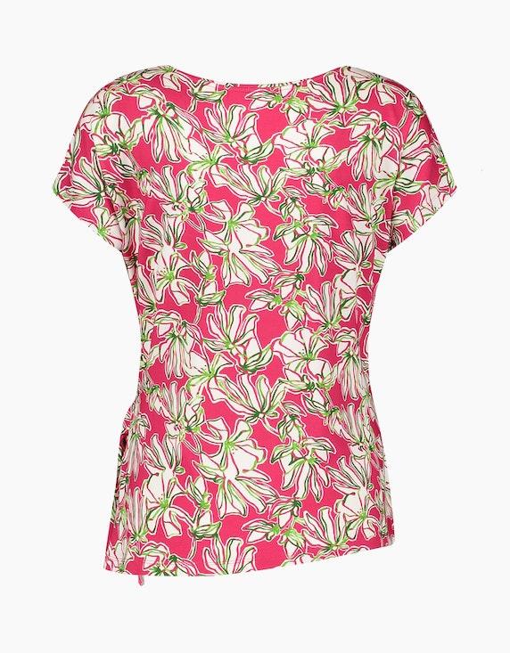 Gerry Weber Collection Shirt mit Wickeleffekt | ADLER Mode Onlineshop