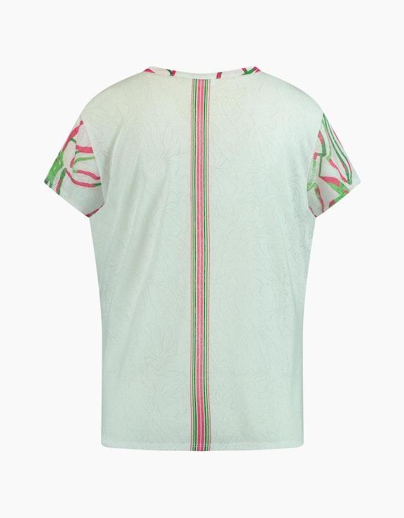Gerry Weber Collection Shirt mit Ausbrennermuster | ADLER Mode Onlineshop