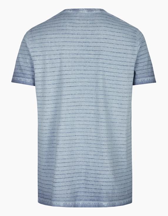 Eagle Denim Shirt im Streifen-Look | ADLER Mode Onlineshop