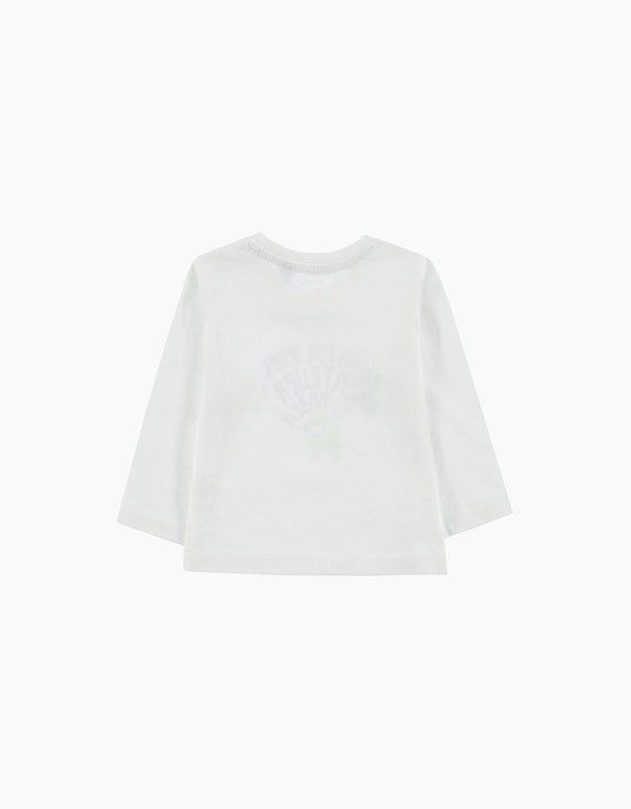 Tom Tailor Baby Boys Langarmshirt mit Druckmotiv | ADLER Mode Onlineshop
