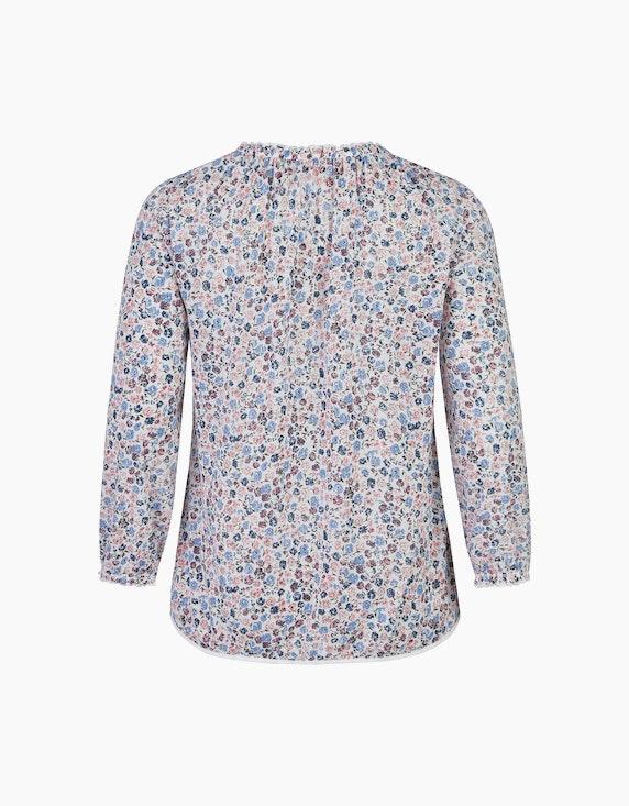 Thea Shirt mit Minifleur-Druck | ADLER Mode Onlineshop