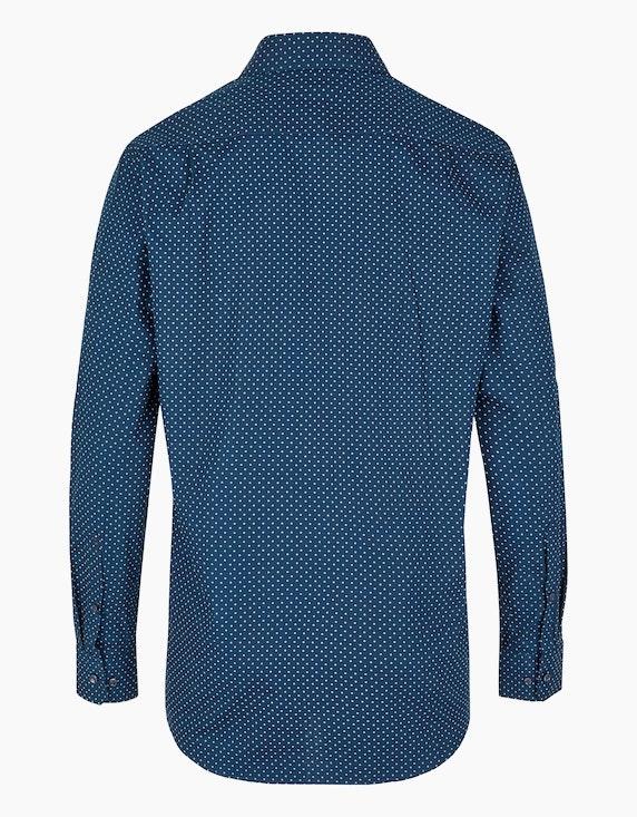 Seidensticker Dresshemd mit modischem Print, MODERN FIT | ADLER Mode Onlineshop