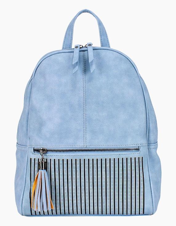 Conti Moderner Rucksack mit Verzierung | ADLER Mode Onlineshop