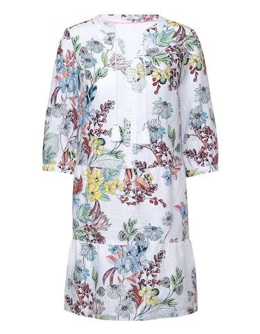 Produktbild zu Kleid im Tunika Style aus Leinen von CECIL