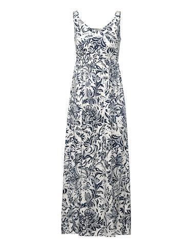 Produktbild zu Maxi Kleid mit Blumen Print von CECIL