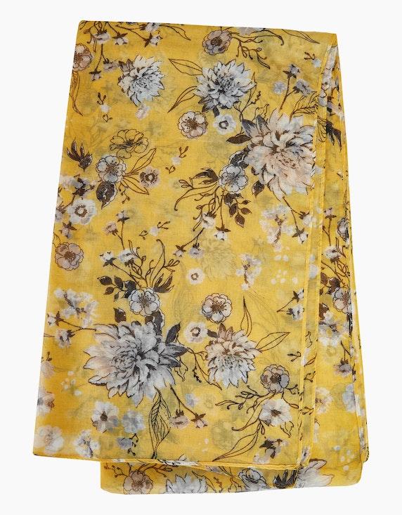 Thea Schal mit Blumenmuster | ADLER Mode Onlineshop