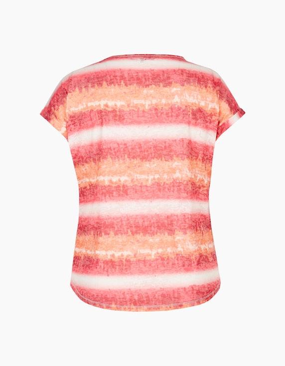 MY OWN Ausbrenner-Shirt im Streifendessin | ADLER Mode Onlineshop