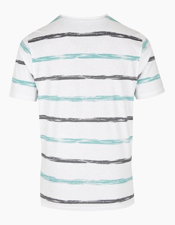 Bexleys man Shirt mit Streifen-Muster | ADLER Mode Onlineshop