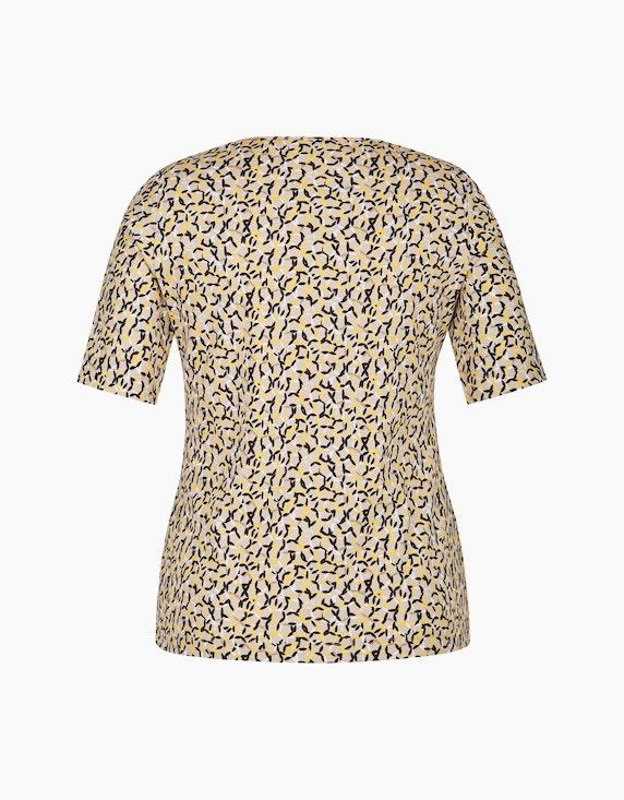 Rabe T-Shirt mit grafischem Allover-Print | ADLER Mode Onlineshop