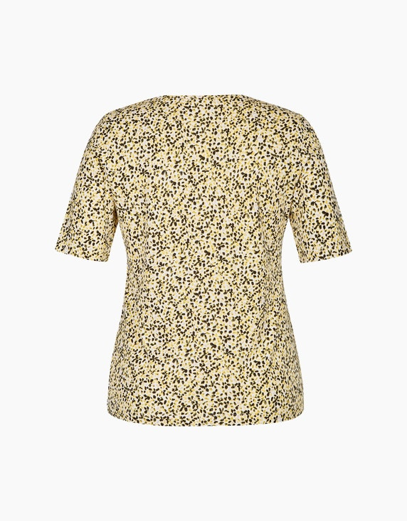 Rabe T-Shirt mit Blümchen-Muster | ADLER Mode Onlineshop