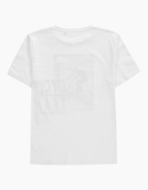 Tom Tailor Boys T-Shirt mit Frontmotiv | ADLER Mode Onlineshop