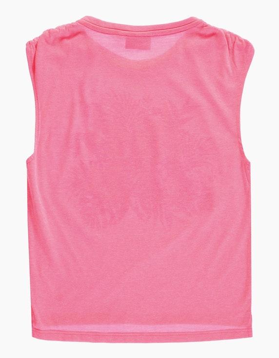 Tom Tailor Girls Shirt mit Raffungen an der Schulter | ADLER Mode Onlineshop