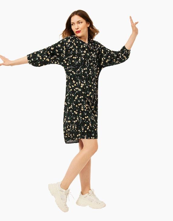Street One Tunika-Kleid mit Blumenprint   ADLER Mode Onlineshop
