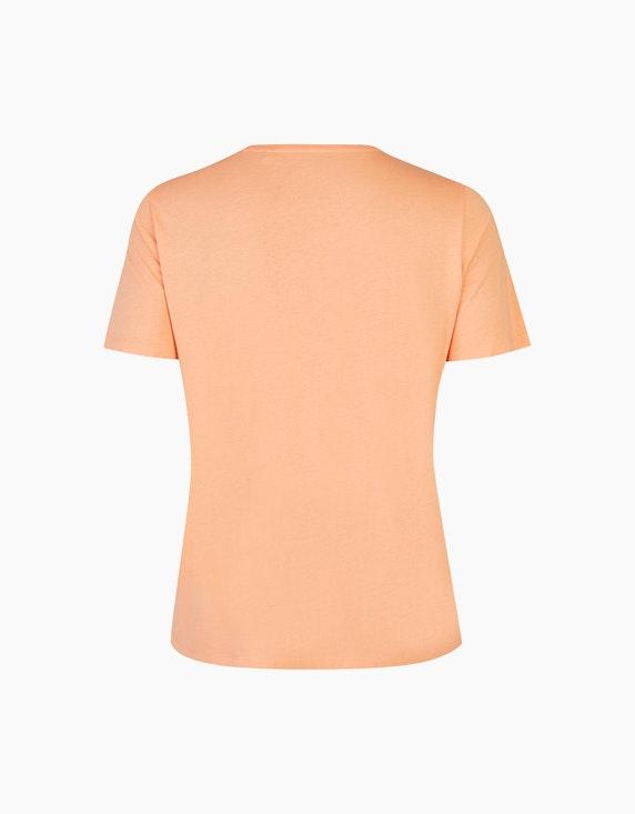 Thea T-Shirt mit Gummiprint | ADLER Mode Onlineshop