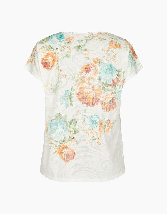 Thea Ausbrenner-Shirt mit Strassbesatz | ADLER Mode Onlineshop