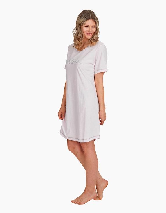 Bexleys woman Nachthemd mit Ziersteinen | ADLER Mode Onlineshop