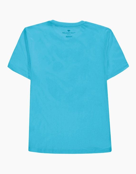 Tom Tailor Boys T-Shirt mit Print | ADLER Mode Onlineshop