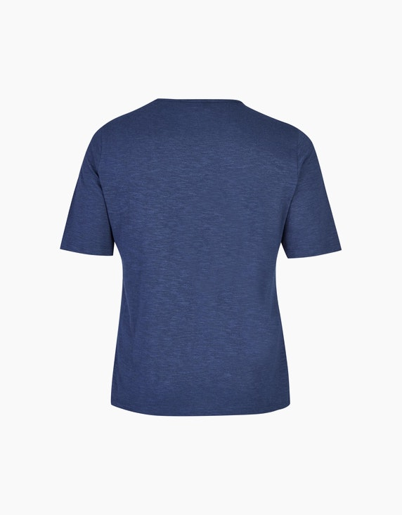 Thea Basic T-Shirt mit Strassverzierung | ADLER Mode Onlineshop