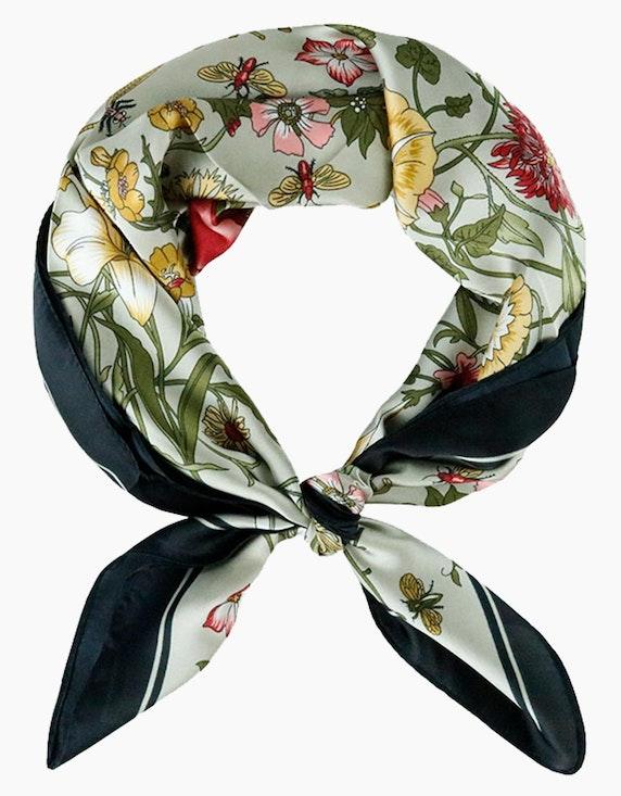 Adler Collection Tuch mit floralem Druck | ADLER Mode Onlineshop