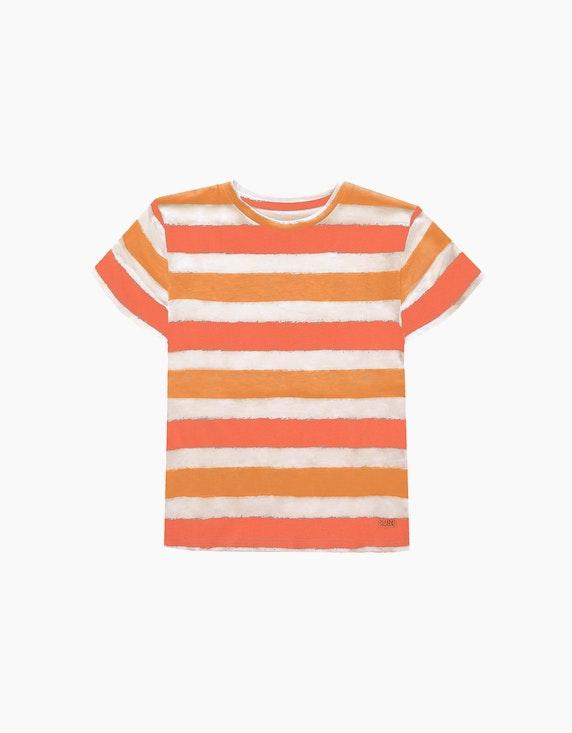 Tom Tailor Mini Boys Streifen-Shirt | ADLER Mode Onlineshop