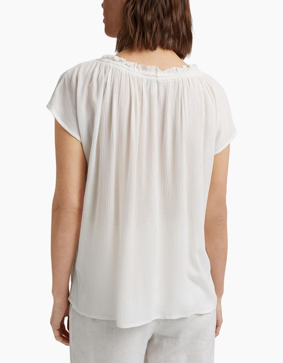 Esprit Zarte Crinkle-Bluse   ADLER Mode Onlineshop