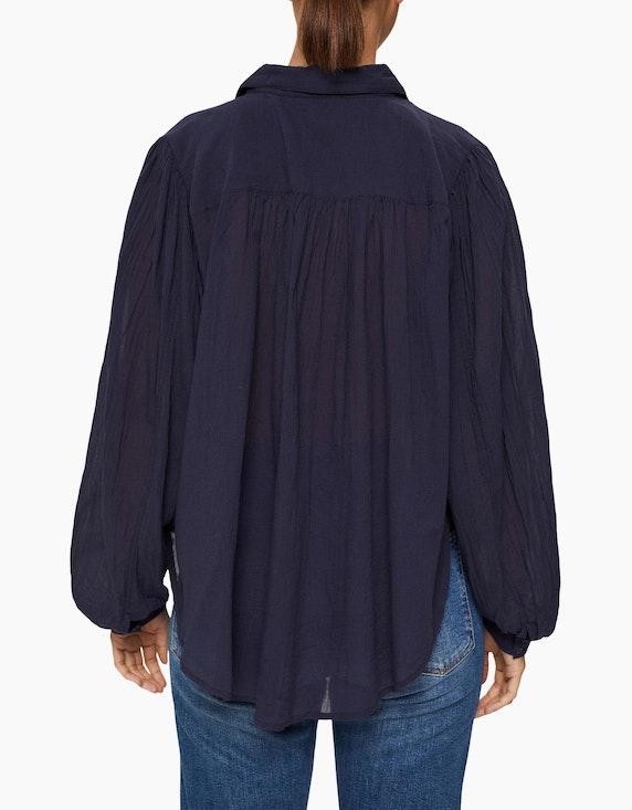Esprit Bluse aus Baumwoll-Voile | ADLER Mode Onlineshop