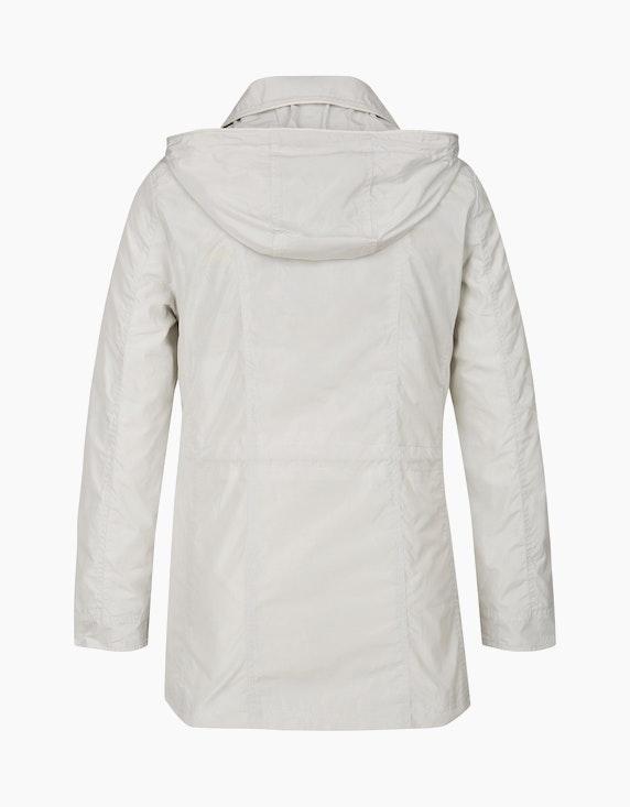 Bexleys woman Jacke mit Fineliner-Streifen und Kapuze | ADLER Mode Onlineshop