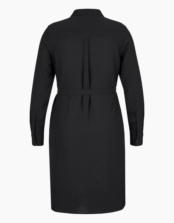 Bexleys woman Hemdblusenkleid aus Crêpe | ADLER Mode Onlineshop