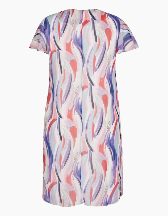 Bexleys woman Kleid in Chiffonqualität   ADLER Mode Onlineshop