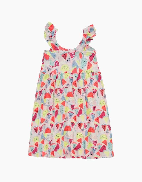 Tom Tailor Mini Girls Kleid mit Volant-Trägern | ADLER Mode Onlineshop