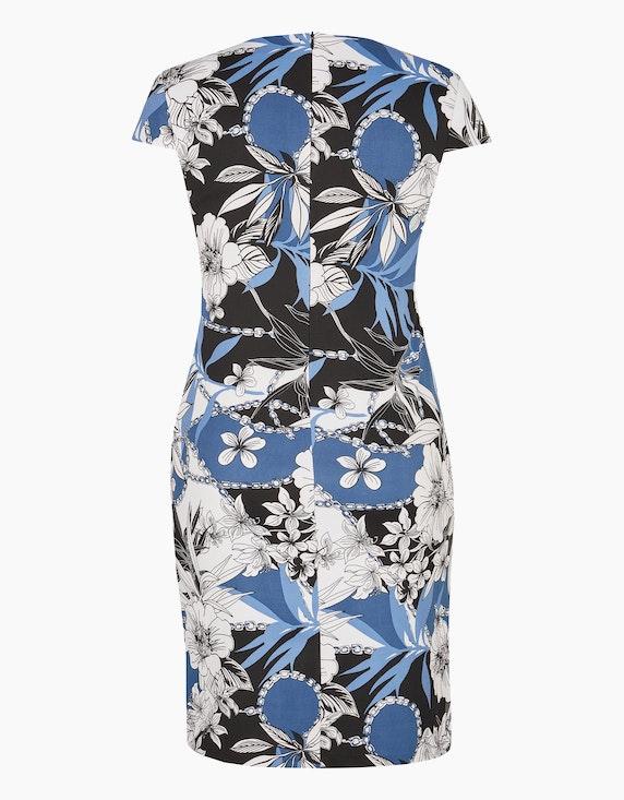 Bexleys woman Jerseykleid mit Flügelärmeln | ADLER Mode Onlineshop