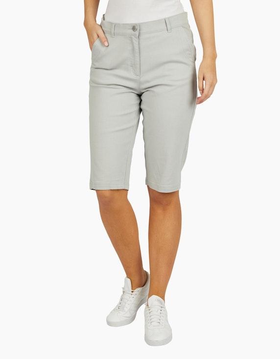 Bexleys woman Bermuda-Shorts aus weichem Twill | ADLER Mode Onlineshop