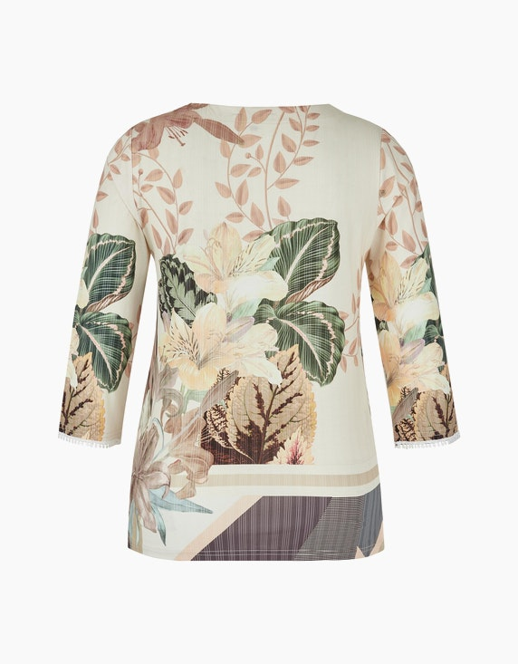 Bexleys woman Shirt mit floralem Druck | ADLER Mode Onlineshop