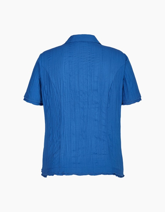 Bexleys woman Crinkle-Bluse   ADLER Mode Onlineshop