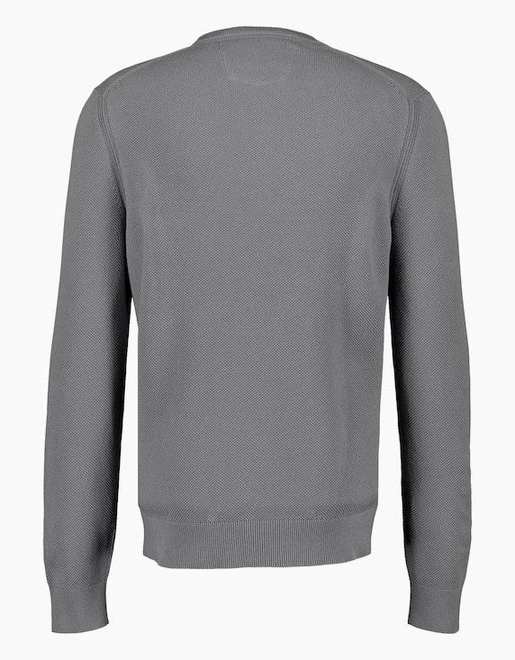 Lerros Basic-Strickpullover aus reiner Baumwolle   ADLER Mode Onlineshop