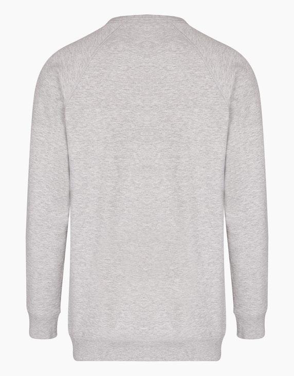Eagle Denim Sweatshirt mit Frontdruck | ADLER Mode Onlineshop