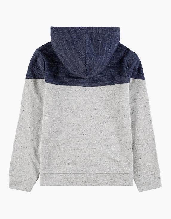 Tom Tailor Boys Sweatshirt im Color-Block-Look | ADLER Mode Onlineshop