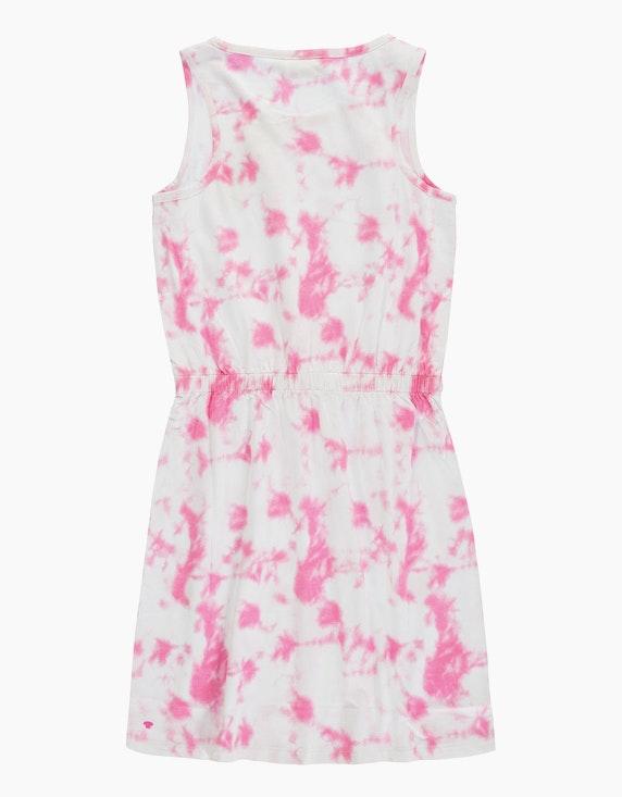 Tom Tailor Girls Kleid mit Batik-Muster | ADLER Mode Onlineshop