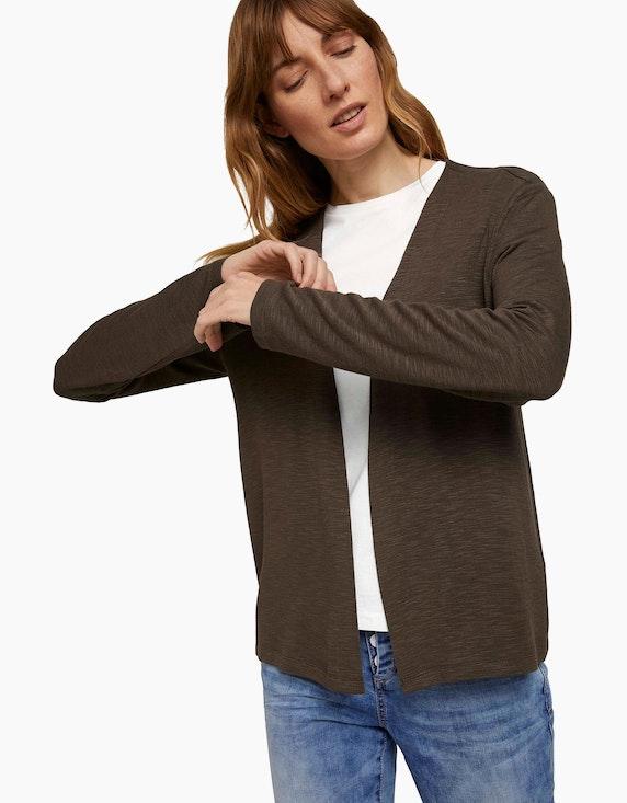 Tom Tailor Basic Shirt Cardigan   ADLER Mode Onlineshop