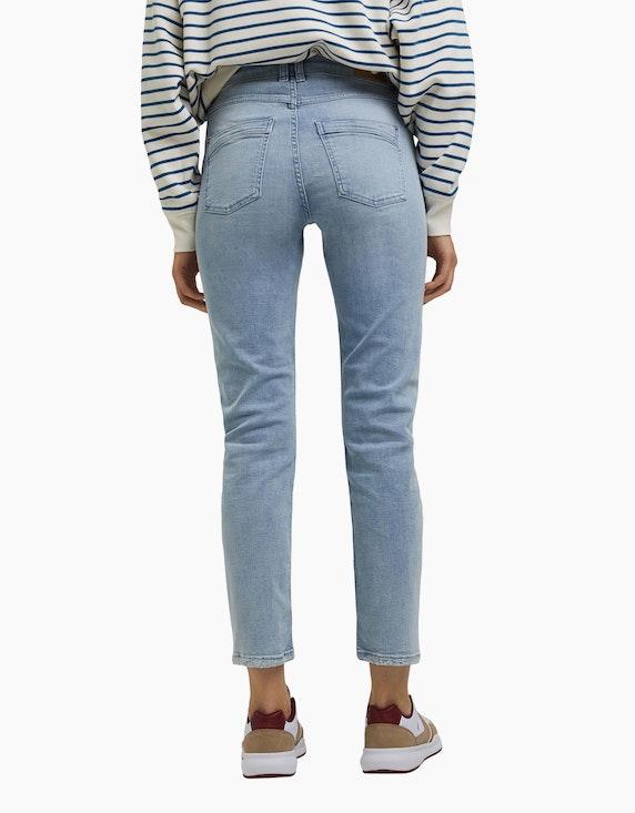 Esprit Denim-Jeanshose mit Washed-Out-Effekten | ADLER Mode Onlineshop