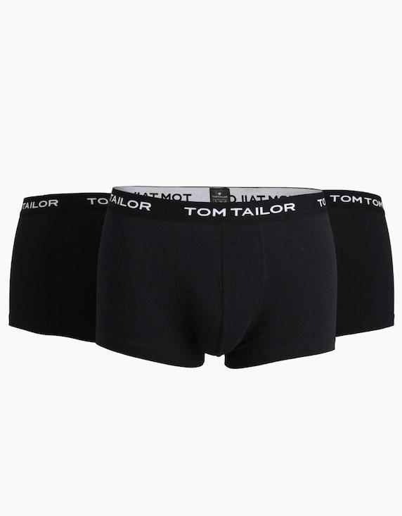 Tom Tailor Pant mit Webbund 3er Pack | ADLER Mode Onlineshop